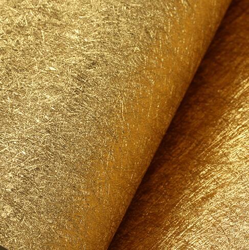 Papier peint moderne de luxe or argent fond d'écran feuille d'or de luxe papier peint damassé rouleau salon chambre TV mur papier peint
