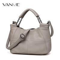 Best Quality Genuine Leather Women Handbags 2016 Fashion Brand Tote Bag England Style Plaid Top Handle