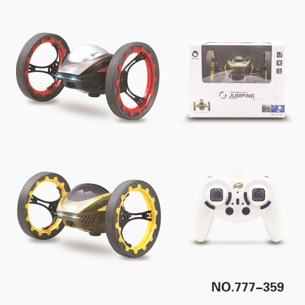 HappyCow 777-359 4CH 2.4GHz Jumping Sumo RC Jump Jumping Car Bounce Car Robot RTR