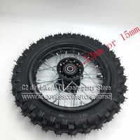 Neumático de rueda delantera 10