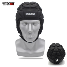 WOSAWE Motorcycle Headgear Protective Gear Men Women Sports Ice Hockey Guard Goalie Hat Head Protector Soccer Goalkeeper Helmet