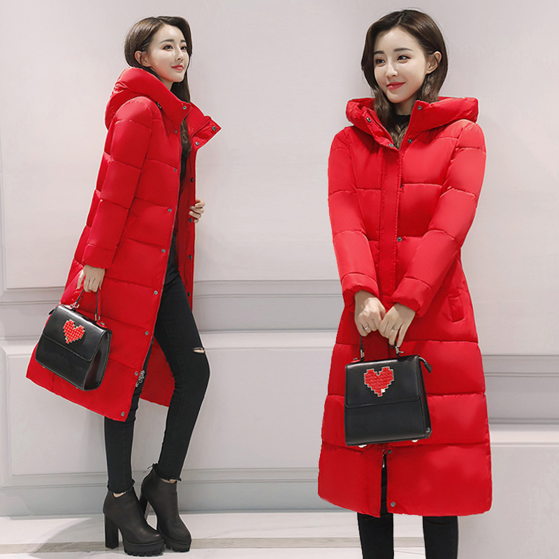 Brieuces 2019 Coat Jacket Women's Hooded Warm   Parkas   Bio Fluff   Parkas   Coat High Quality Female New Winter Collection Hot Warm