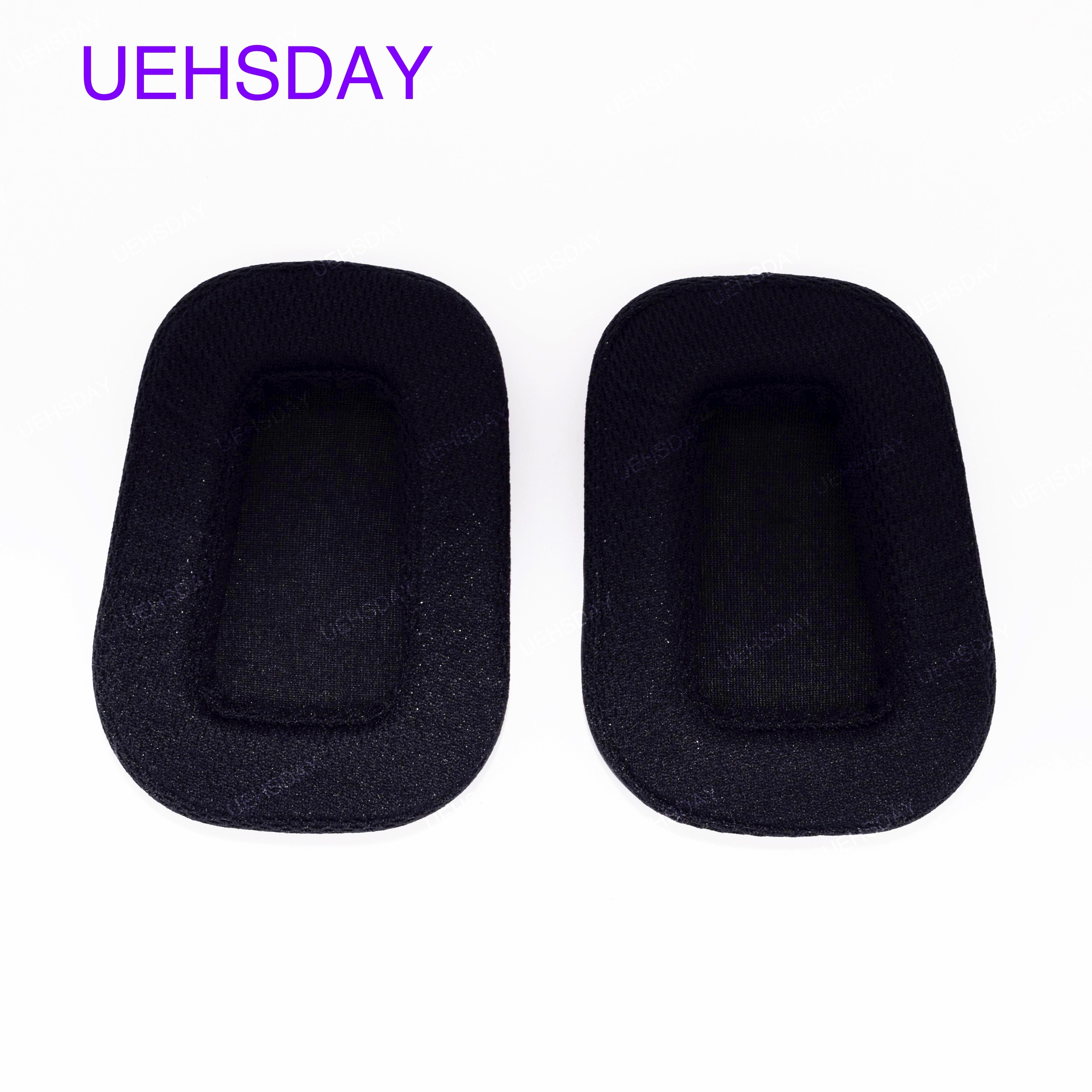 2X Earpads for Logitech G933 / G633 - PU Leather Replacement Ear Pads for Over-Ear Headphones - Black image