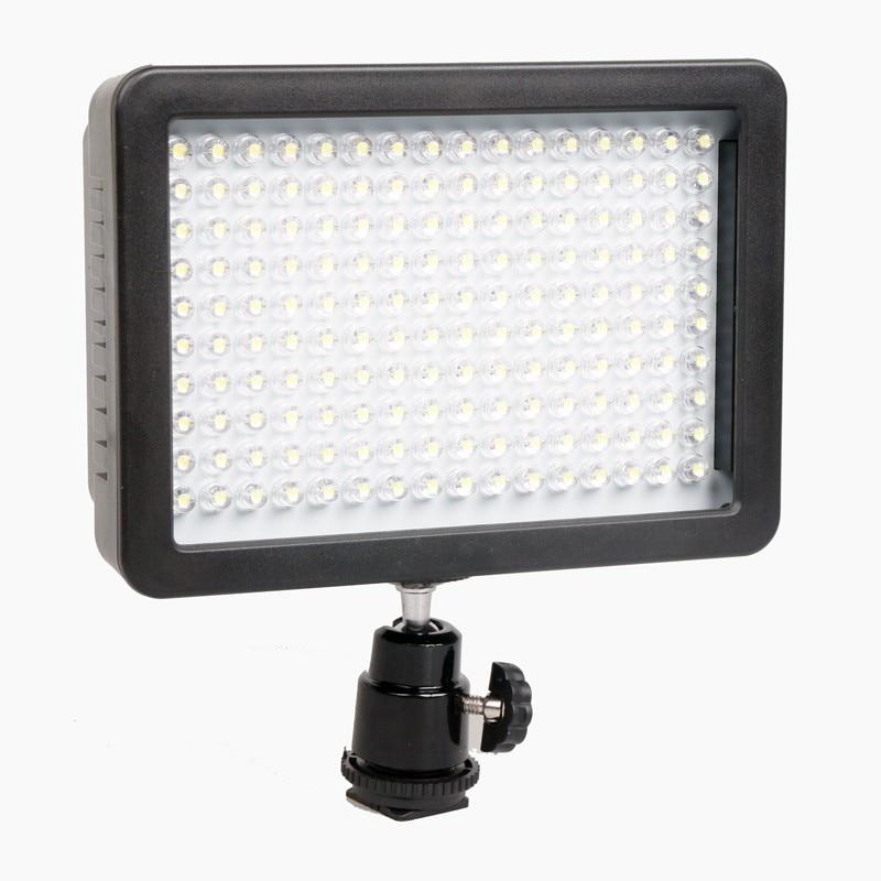 Original 7 5V 12W Video Light 165 LED Lights Lamp Photographic Lighting 5600K For Canon Camera