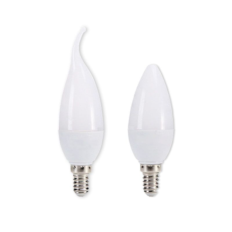 Lampada LED E14 Lamp 220V SMD 2835 Ampolletas Bombillas LED Candle Light Cold Warm White Luz Lampada De Led Bulb Spotlight