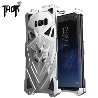 Simon Aluminum Cases For Samsung Galaxy S8 Plus Shockproof Metal Thor Ironman Protect Cases For Samsung