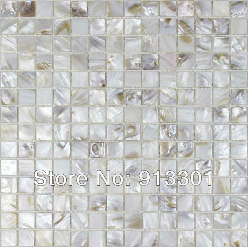 Free Shipping Shell Mosaic Floor Tile Sheets Seashell Backsplash Wall Design Mother Of Pearl Tiles Bathroom Decor Mirror On Aliexpress Alibaba