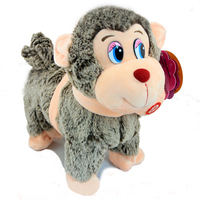 Virtual Pet Toy Walking Singing Monkey Interactive Toys Electronic Pets Kids Happy Monkey Robot Rc Animal Science Musical robo