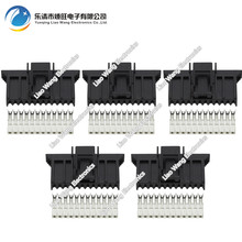 цена на 5 Sets 12 Pin female connector With terminal  DJ7122Y-1.5-21 12P car connector