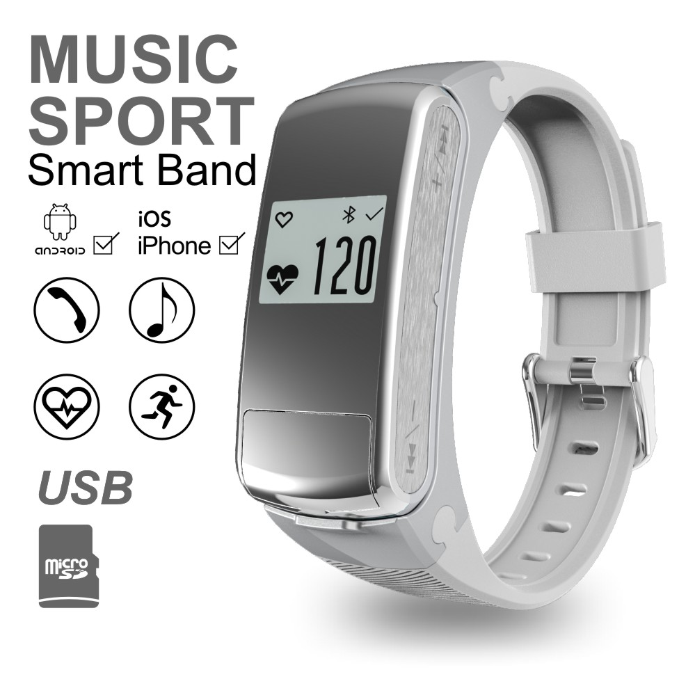 New Original YOUNGES F50 smart Band Wristbands bracelet bluetooth Earphone Smartband Pedometer Sleep Monitor pk id107 mi band 2
