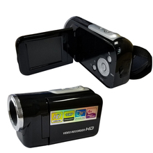 4X Zoom FULL HD Camera 2''LCD 16MP Video Camera Camcorder Photography 2''LCD 16M