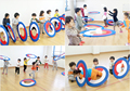 Children Sport Play Game Funny Hula Hoops Saft Children High Quality Hual Hoops For Children D393