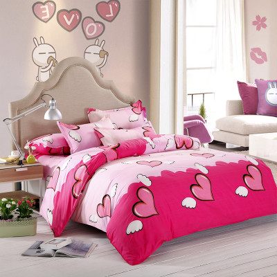 mickey minnie mouse bedding bedroom set brand children for boys duvet cover 100%cotton