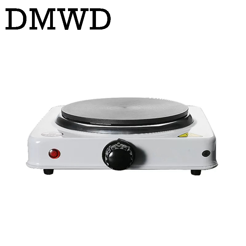 Multifunction Mini Household Electric Stove Small Furnace Thermostat Hot Milk Cooker Travel Plate Eu Plug In Plates From Home