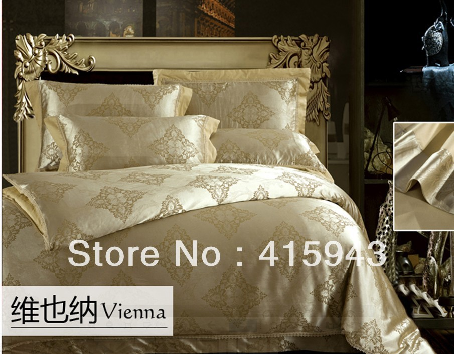 Weeding Bedding 100 Luxury Beautiful Comforters Sets Tencel Duvet Cover Set Comforter Bed Sheet In From Home