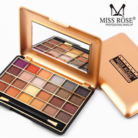 Brand Maquillage 24 Color Shimmer Matte Naked Eye Shadow Palette Professional Makeup Eyeshadow Pallete Beauty Make