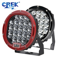 CREK 7 Offroad LED Work Light 4x4 4WD Driving ATV SUV Car For Jeep Truck