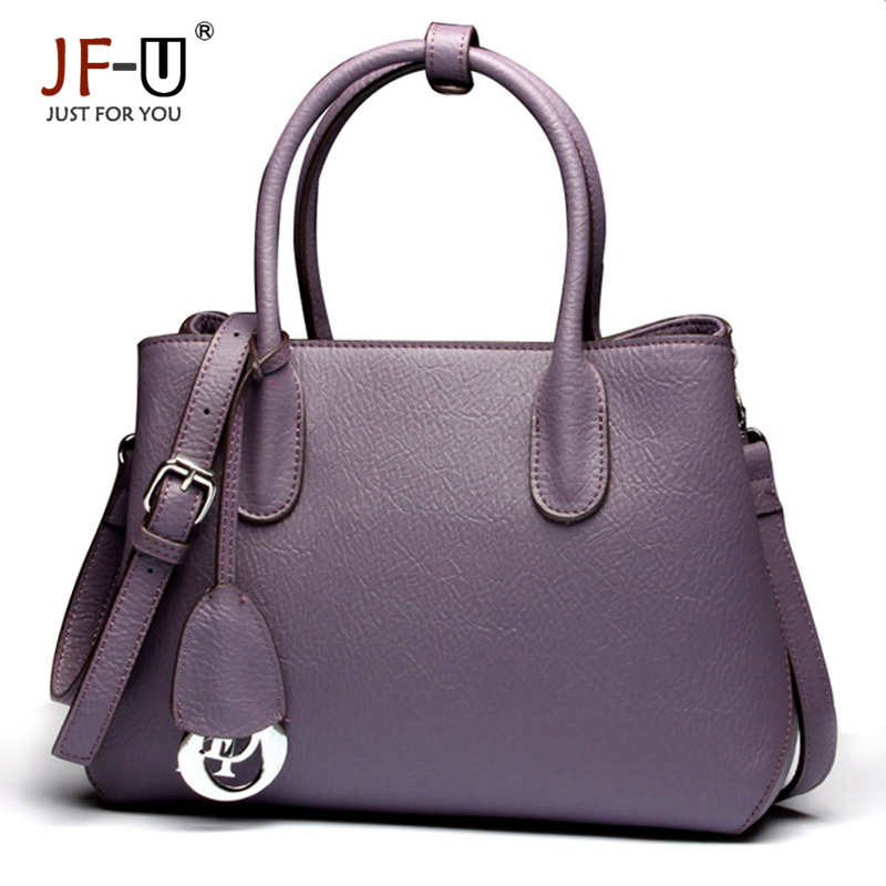 ФОТО JF-U 2017 Designer Bags Famous Brand Women Bag Genuine Leather Handbag Women's Shoulder Bags Women Bolsas Feminina Sac A Main