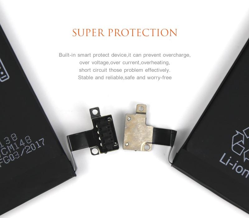 10pcs/lot UPS/FEDEX shipping Original Good Quality Standard 1420 mAh for iPhone 4s battery