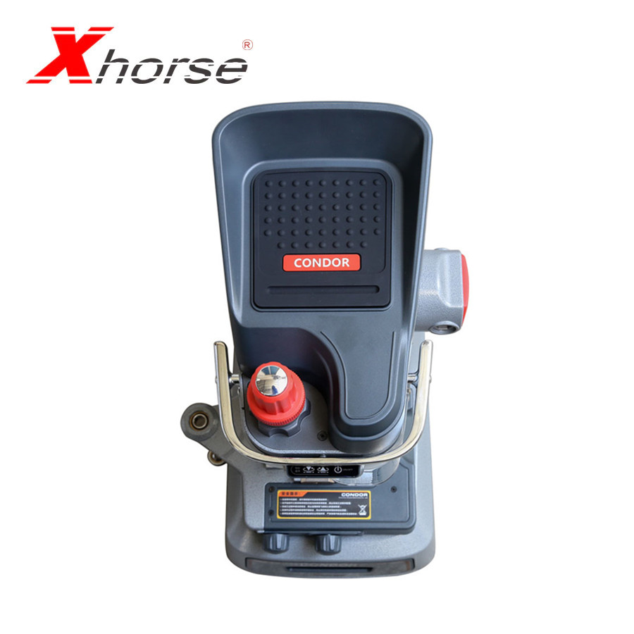 Original Xhorse Condor XC-002 Ikeycutter Mechanical Key Cutting Machine With 3 Years Warranty Condor XC002