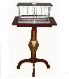 De luxe Flottant Table Fly Avec Comparante Bird Cage Table Multifonction Colombe Tours de Magie Amusante Scène Illusions Gimmick Magiciens