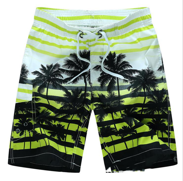 Men Motorcycle APE To Evolution Green Elastic Waist Mens Boardshorts Quick-drying Swim Trunks Board Shorts With Pocket XL