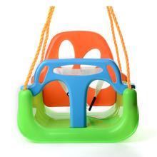 Детская качели дисковая игрушка детское кресло качели веревка качели на открытом воздухе детская площадка Висячие садовые игры развлечения для взрослых/детей