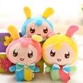 2016 горячей продажи высокого качества плюшевые игрушки для мальчиков и девочек Рождественские подарки 1 ШТ. 12 см 2 цвета кролика кукла плюшевые игрушки