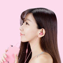 Original Mi Xiaomi Piston 3 Earphone In-Ear 3.5mm Colorful Earphone With Mic Fresh Youth Version Earphones