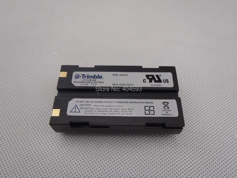 Batterie Compatible 54344 pour Trimble 5700,5800, R6, R7, R8, Tsc1 récepteur GPS