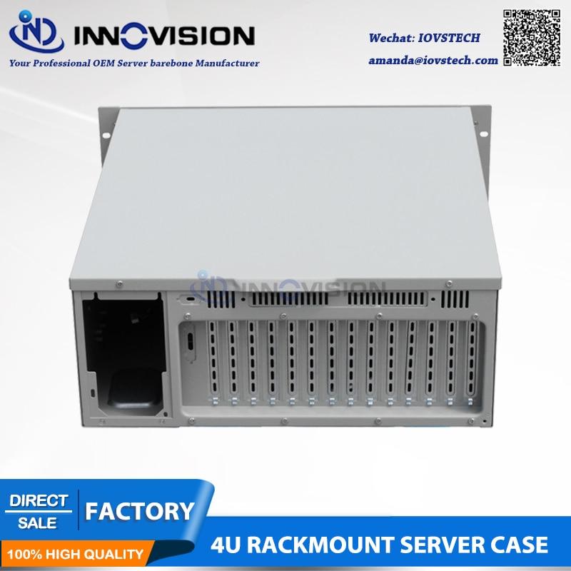 HQ 4U крепление в шасси IPC610H с визуальным и звуковым оповещением