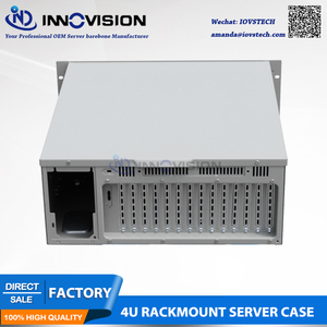 Image 4 - HQ 4U rack mount chassis IPC610H  with Visual & Audible Alarm Notification
