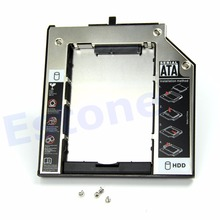 SATA to SATA 2nd HDD Hard Disk Drive Caddy Bay For IBM T400 T500 W500 T410 T420