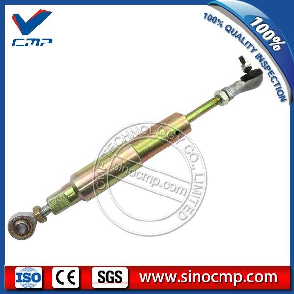 PC200-5 PC200-6 4D95 6D95 ekskavatör gaz kolu kontrol 20Y-43-12115 Komatsu