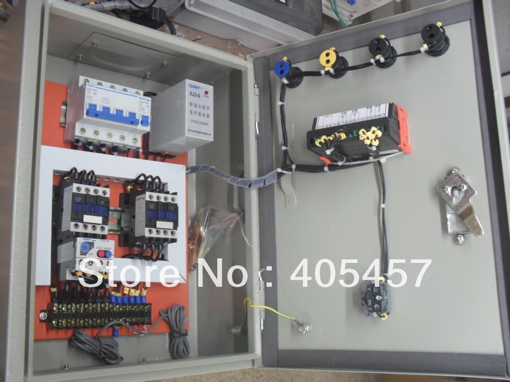 380v 30 horsepower refrigerator microcomputer temperature controller,  electrical control box,cold storage regulator