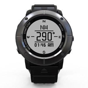 Image 5 - Smart Watch GPS Watch IP68 200m Deep Waterproof Professional Outdoor Sport Heart Rate Monitor SOS Compass Smartwatch