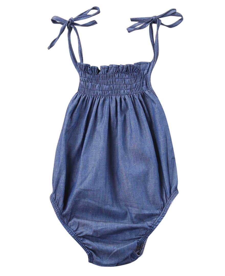 1f97da553bd Detail Feedback Questions about Summer Newborn kids sleeveless jeans ...