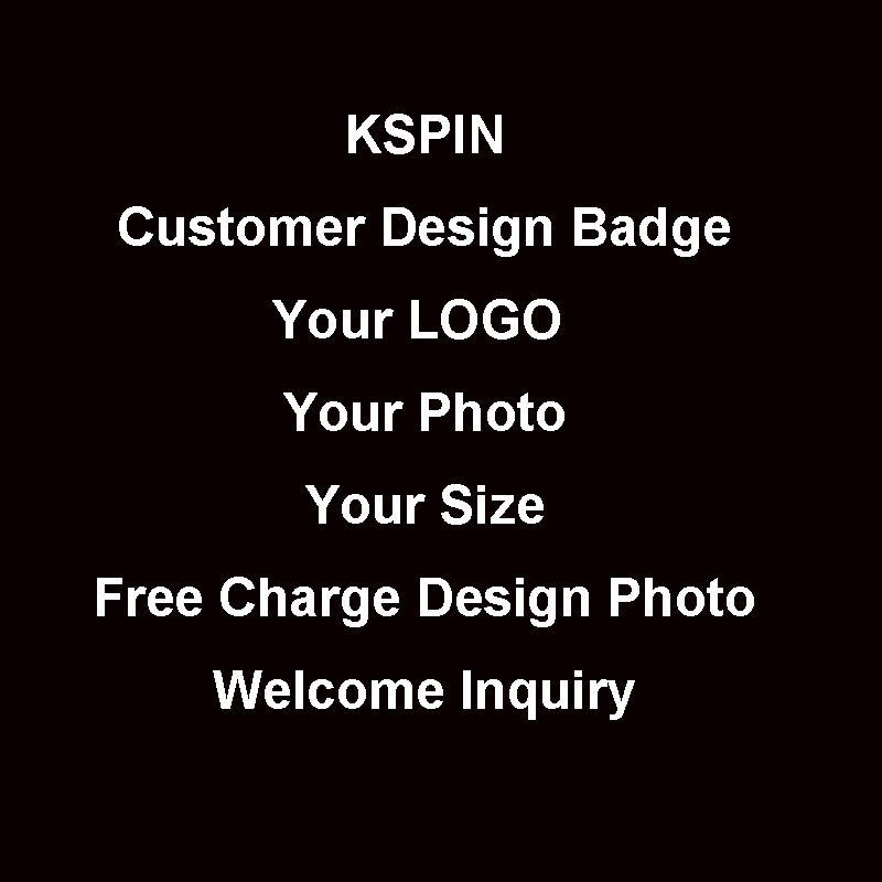 Customer Own Logo Badge for Ca