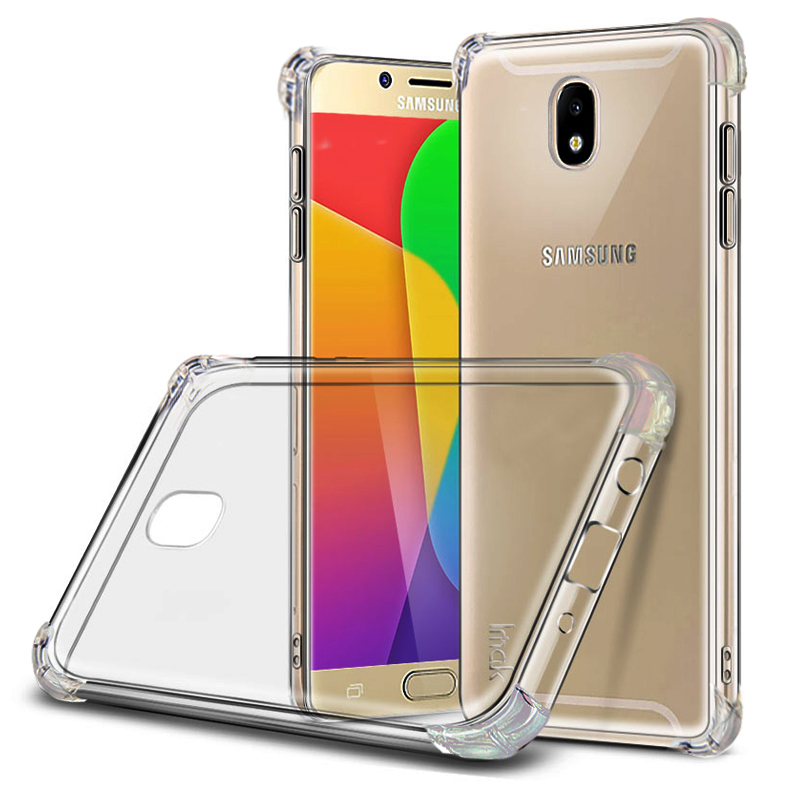 yuotuo luxury shockproof phone back etui coque cover case for samsung galaxy j7 2017 j7 pro j730
