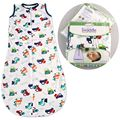 Pure Cotton Soft Baby Sleeping Bag Sleepsacks Strollers Bed Swaddle Blanket Saco De Dormir Para Bebe Sacks