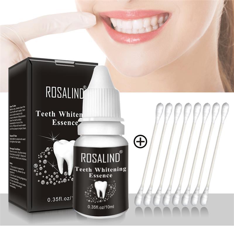 10ML Dental Material Teeth Whitening Essence Oral Hygiene Cleaning Serum Bleaching Dental Tools White Gel Teeth Care