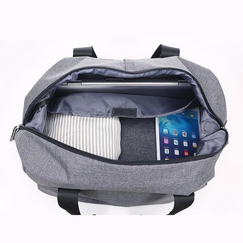 Moda Vodootporno Muškarci Putne torbe Veliki Kapacitet Prijenosni - Torbe za prtljagu i putovanje - Foto 2
