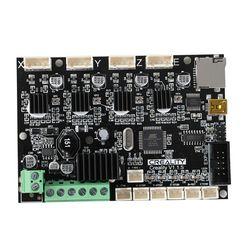 24V super cichy płyta główna płyta główna z TMC2208 sterownik dla Ender 3/Ender 3 Pro/Ender 5/CR 10 części drukarki 3D akcesoria w Części drukarki od Komputer i biuro na