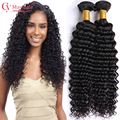 8A Ali Julia Hair Company Mink Brazilian Deep Curly Brazilian Hair 4 Bundles Brazilian Deep Wave Human Hair Cexxy Hair Company