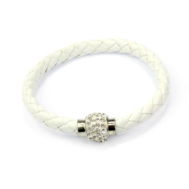 Leather Charm Bracelets 1PC...