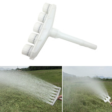 цена Agricultural Sprinkler Nozzle Gasoline Engine Water Pump Plastic Spray Nozzle for Atomization and Pouring Vegetables Fruit Plant