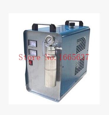Soldador oxígeno agua hidrógeno soldadura joyería máquina llama la máquina de pulido 150 l/H H260 CE certificado