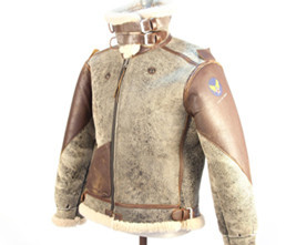 0492348ec COCKPIT USA 100 Mission B 3 Bomber Jacket Z21A013 made in usa-in ...
