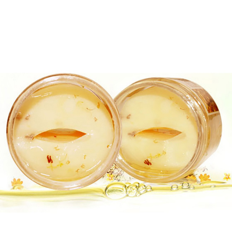 Women Eye Care Gold Osmanthus Anti-Aging Collagen Gel Whey Protein Face Skin Care Sleep Eye Care Mask 80pcs