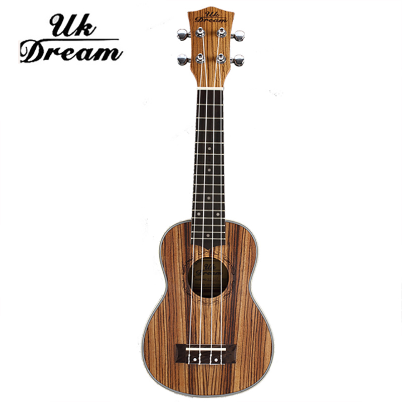 21 inch Mini Guitar Musical Instruments 15 Frets Pruce Sapele Chipping Closed Knob Small Wooden Soprano Ukulele guitare US-223 12mm waterproof soprano concert ukulele bag case backpack 23 24 26 inch ukelele beige mini guitar accessories gig pu leather